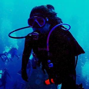 Master Diver Erika