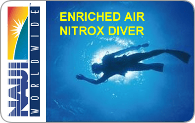 NAUI Enriched Air Nitrox Diver Course