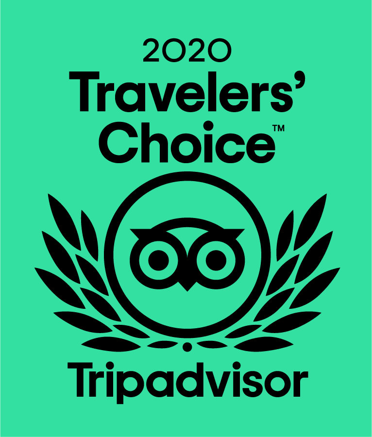 2020 Travelers' Choice - TripAdvisor