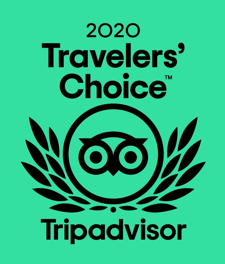 2020 Travelers' Choice - TripAdvisor