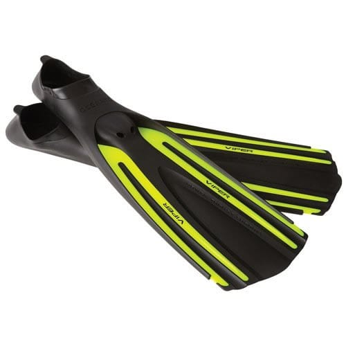 Oceanic Viper Full Foot Fins